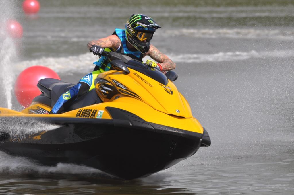 2014 FZR Dustin Farthing Riding