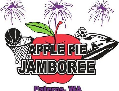 2018 Apple Pie Jamboree: July 21-22, Pateros, Washington