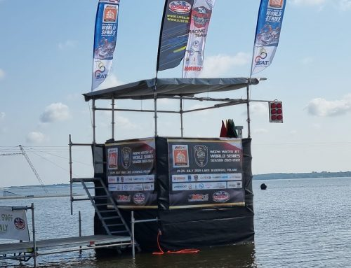 Venue Set Up Finalized And Practice Complete For 2021 IJSBA Jettribe European Championships/World Series Round 1