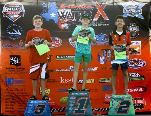 New Products And New Junior Riders Shine In Sulphur Springs Race